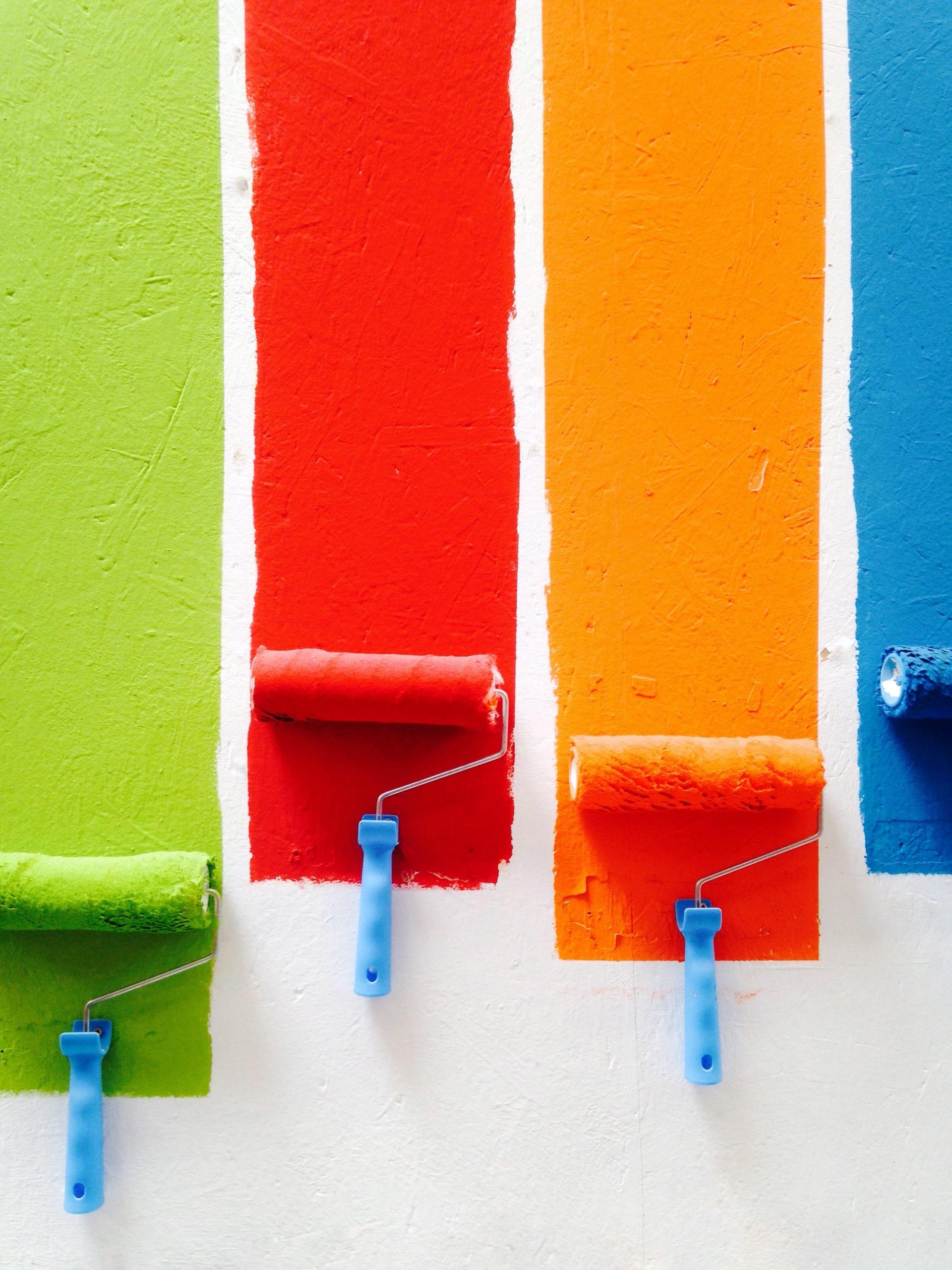 Поради дизайнера: як працювати з кольорами?